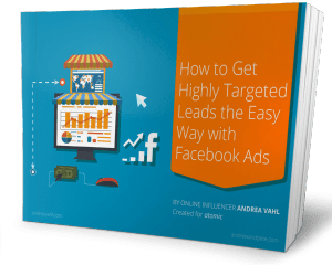 Highly Targeted Leads with Facebook Ads
