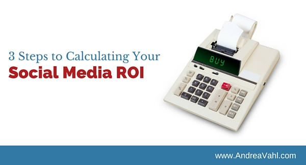 3 Steps to Calculating Social Media ROI