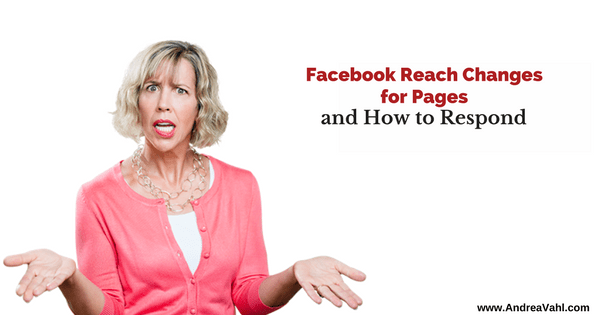 Facebook Reach Changes for Pages