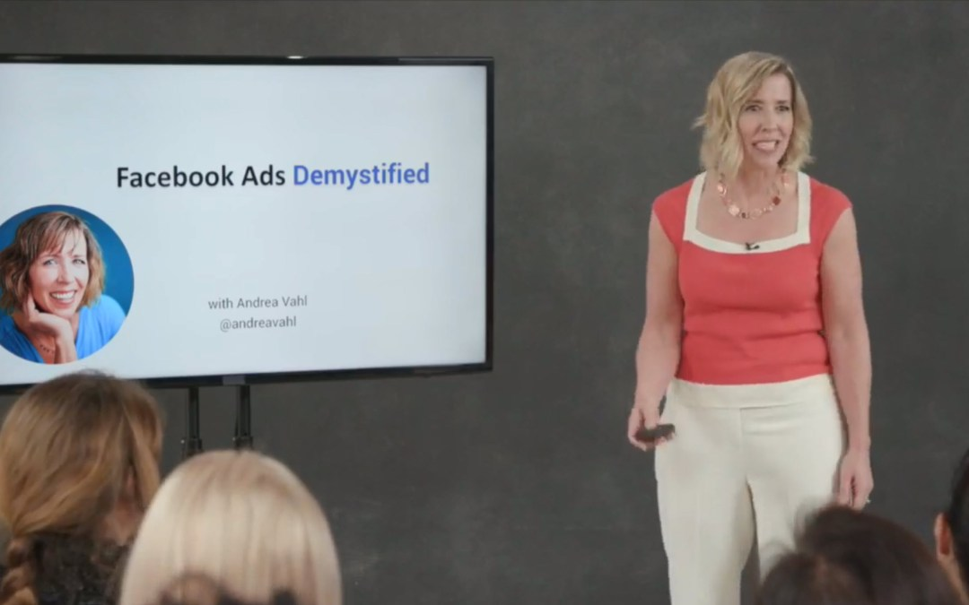 Facebook Ads Demystified