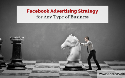 Facebook Advertising Strategy for Any Type of Business