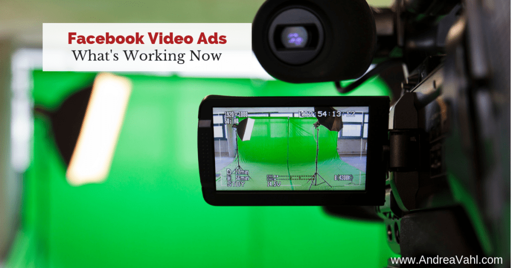 Facebook Video Ads What's Working Now