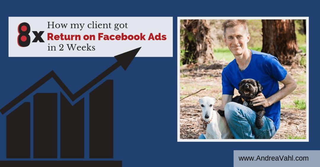 Return on Facebook Ads