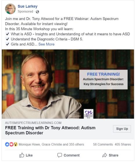Webinar with Tony Attwood