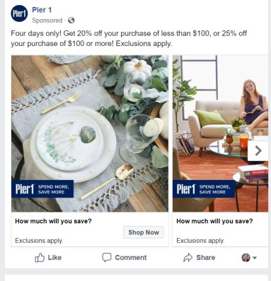 long form or short form facebook ad