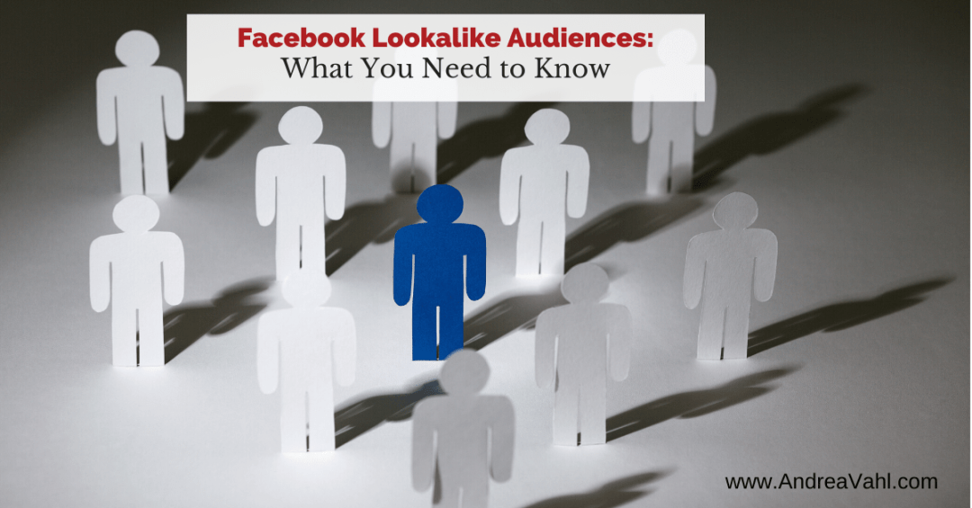 acebook Lookalike Audiences