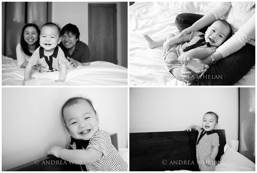 Canary Wharf Baby Photography