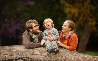 Family Photography in Charlton Park, South East London