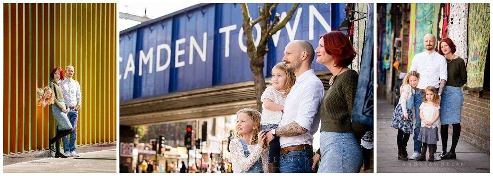 Camden Town Family Photography