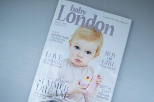 Baby London featured Photographer