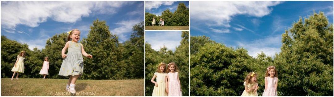 twins girls photo shoot