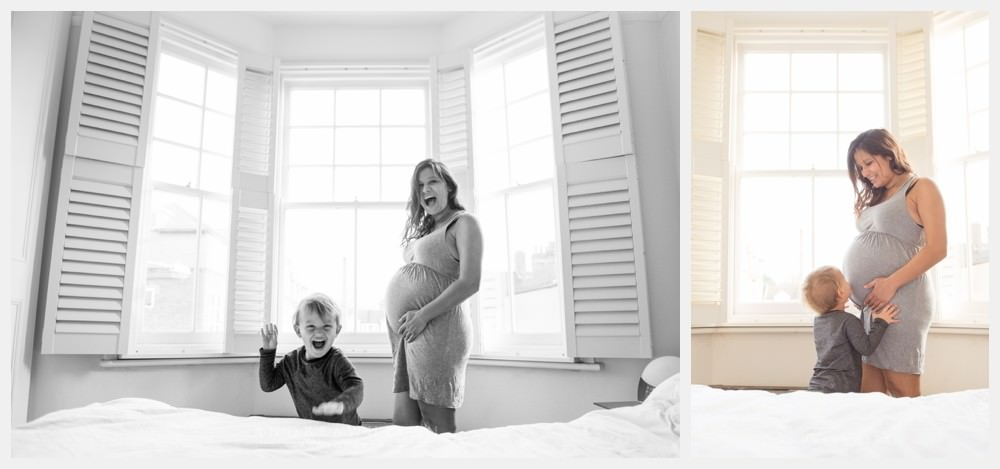 Pregnancy Photographer Blackheath SE3