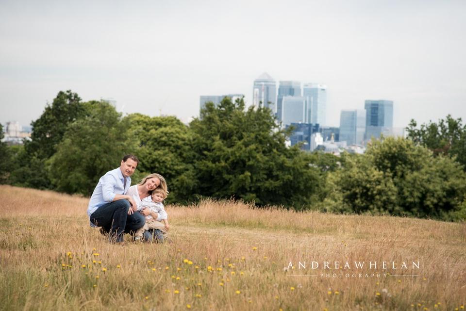 London Family Portrait Photographer - Greenwich
