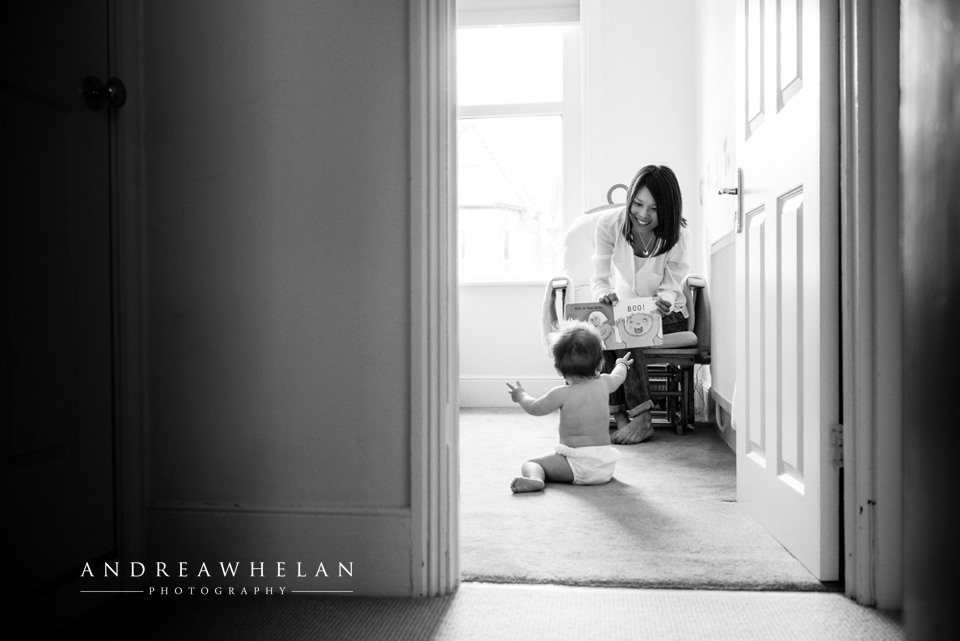 Family Portrait Photographer London