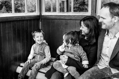 Dulwich park Family Photographer