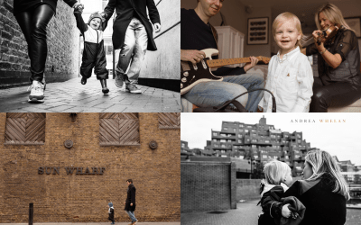 Preview – East London family photo session