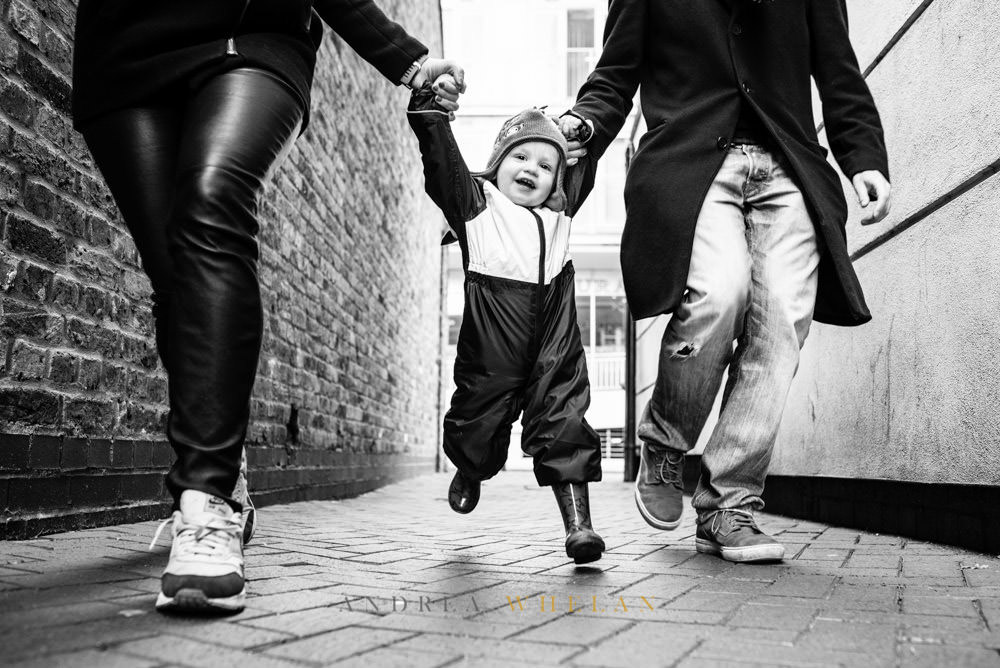 Family Portrait Photographer in Limehouse, East London