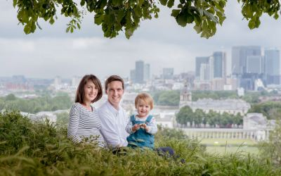 Greenwich Family Photo Session – Competition Winners!