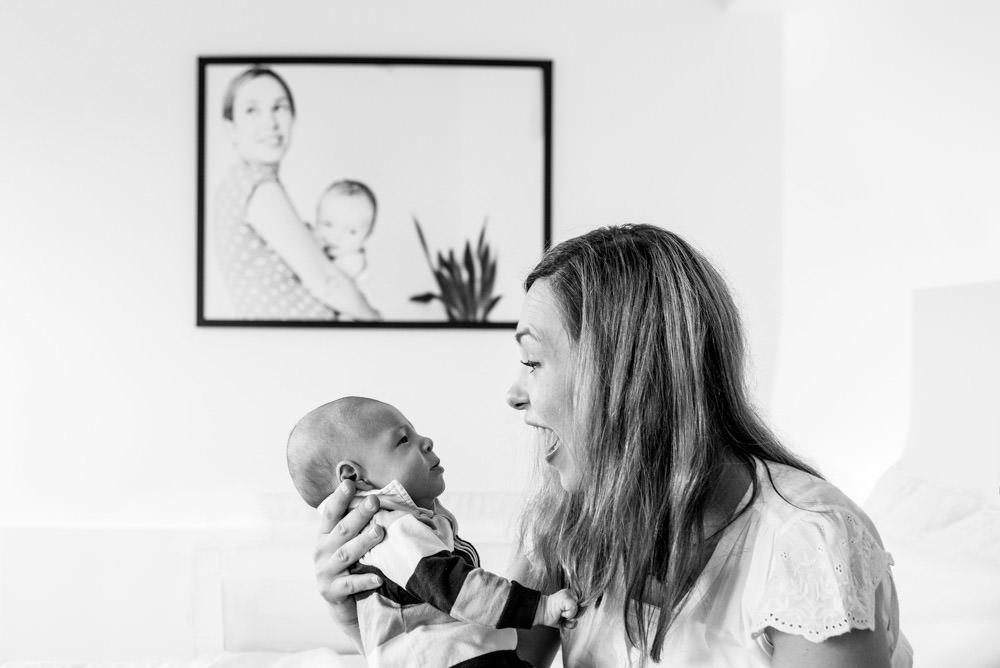 Wimbledon newborn photographer