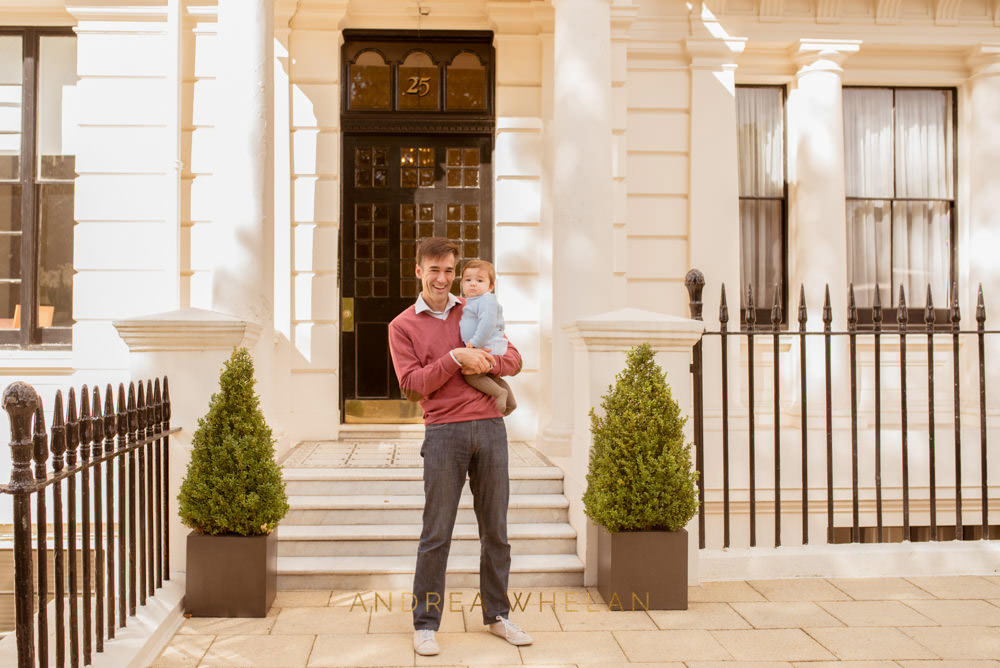 Lancaster Gate family photographer