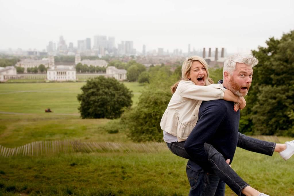 Pre-wedding shoot Greenwich