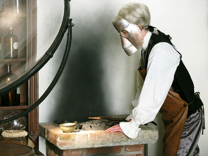 Andrea Zeilinger Maskenbildnerin