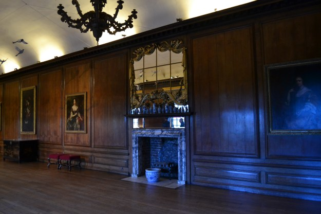 The Queen's Gallery in the Queen's Apartments, Kensington Palace. Photo: Andrea Zuvich