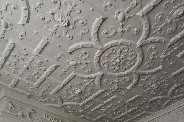 Ceiling, King Charles's Chamber