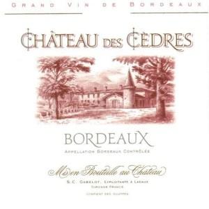 Chateau-des-cedres