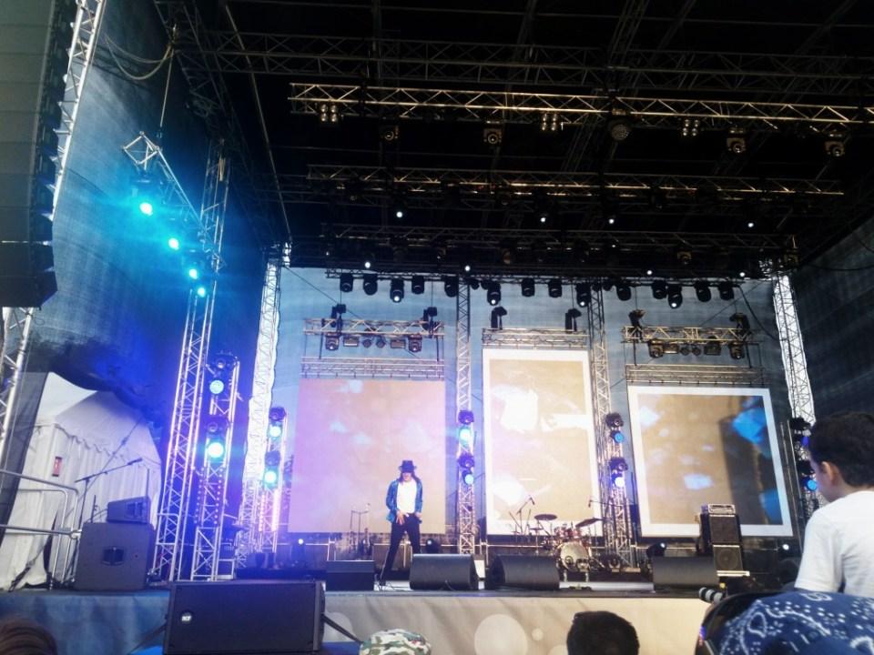HeyDay Festival Michael Jackson