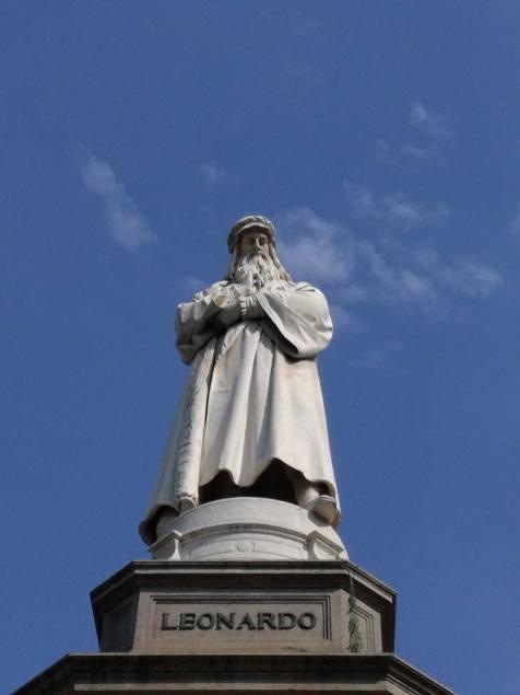 Leonardo Da Vinci Milano - Andreea Tudor