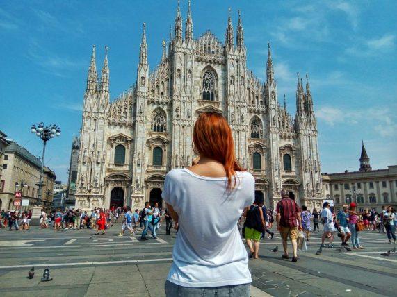 Milano - Andreea Tudor
