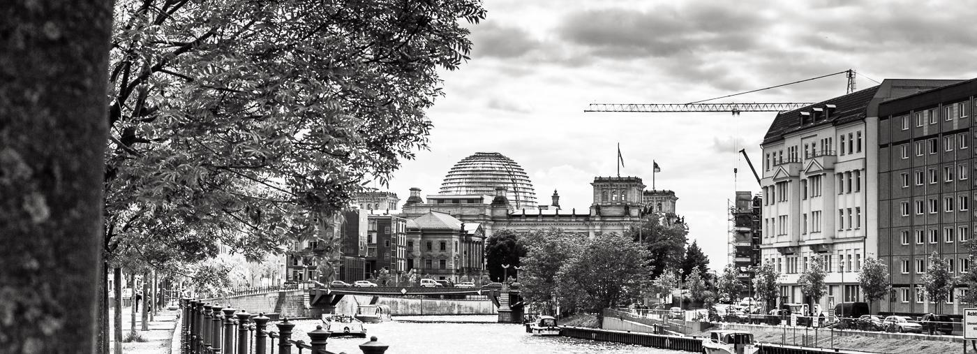 Berlin Schwarz/Weiß