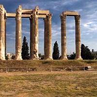 По Греции на автомобиле. Фоторассказ. Часть 2.