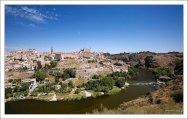 Город расположен всего в 75 км к югу от Мадрида.
