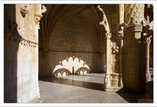 Каменные кружева. Монастырь Жеронимуш.