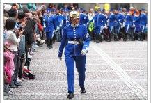 Королевский гвардеец женского пола.
