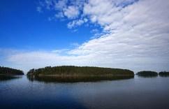 Большая Никоновская бухта на Валааме.