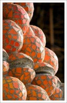 Образцом совершенства архитектурной формы Гауди считал куриное яйцо.