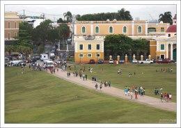 Старый Сан-Хуан.