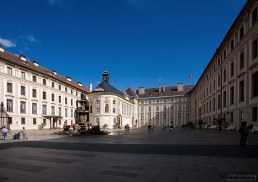 Второй двор Града (16-й век).