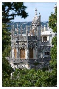 Смотровая площадка дворца Регалейра.