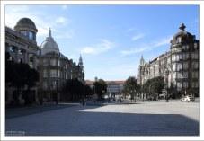 Авенида дос Альядос (Avenida dos Aliados).