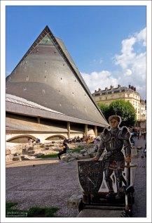 Музей Жанны д'Арк. Руан.