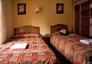 "Номер в отеле ""Inkarri Inn""."