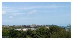 """Изумрудный берег"" - граница провинций Нормандия и Бретань."