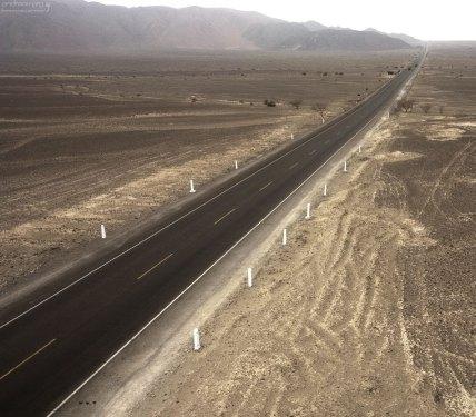Панамерикана (Pan-American Highway) проходит насквозь через все страны Южной Америки. Суммарная протяжённость составляет 48 тыс. км.