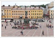 Сенатская площадь (фин. Senaatintori).