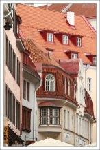 Крыши старого Таллина.