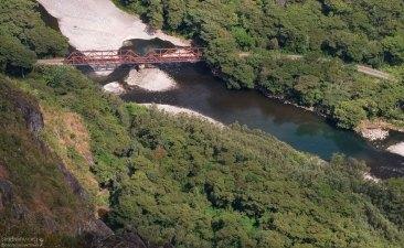 Мост через реку Урубамба.